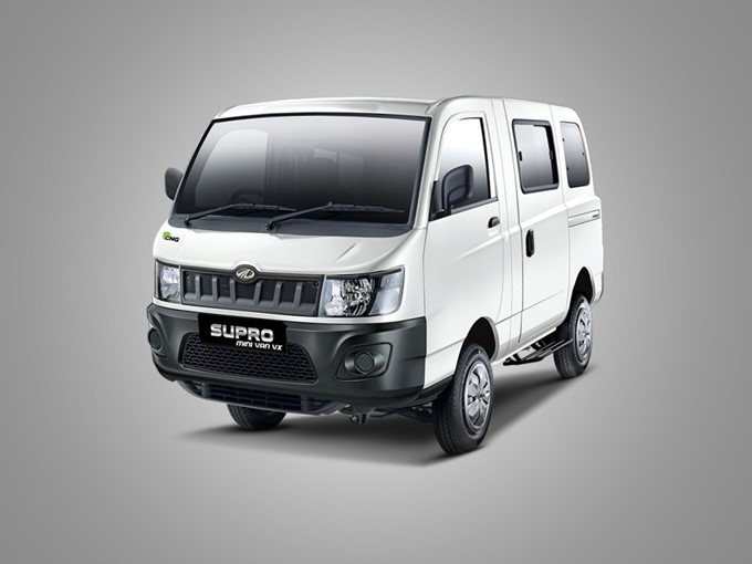 Mahindra Supro Photos