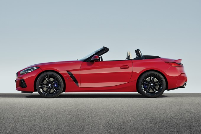 2019 BMW Z4 Photos