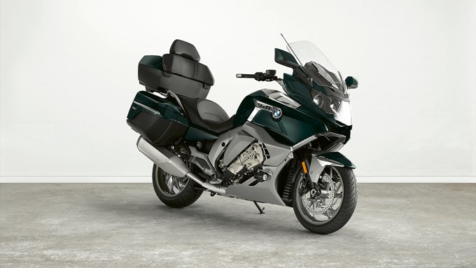 BMW K 1600 GTL Photos