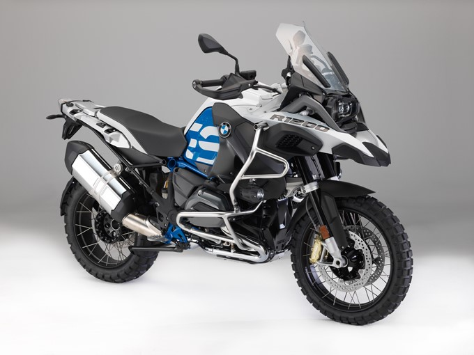 BMW R 1200 GS Adventure Images