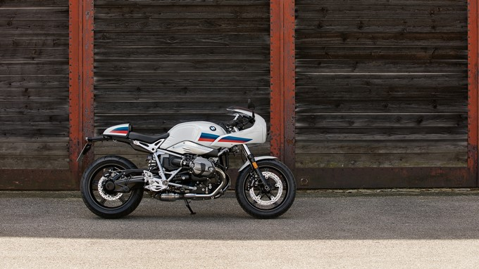 BMW R nine T Racer Photos