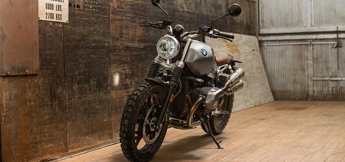BMW R Nine T Scrambler Images: Photo Gallery Of BMW R Nine
