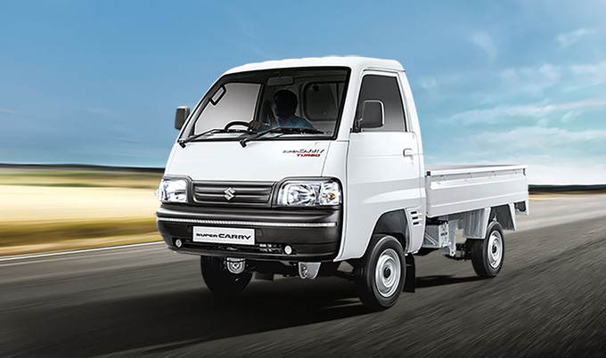 Maruti Super Carry Photos