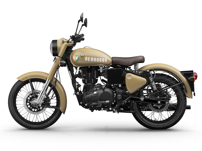 Royal Enfield Classic 350 Signals Edition Images Hd Photo