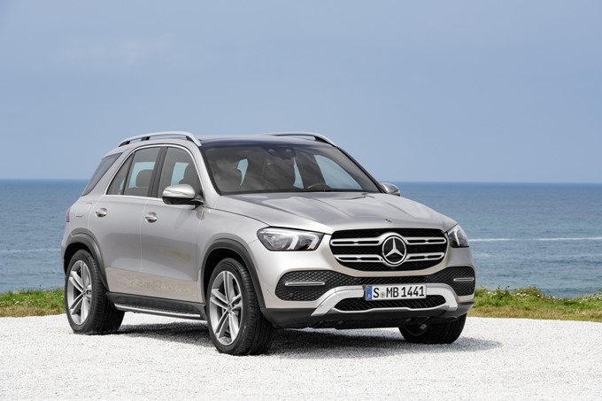 2019 Mercedes-Benz GLE Images
