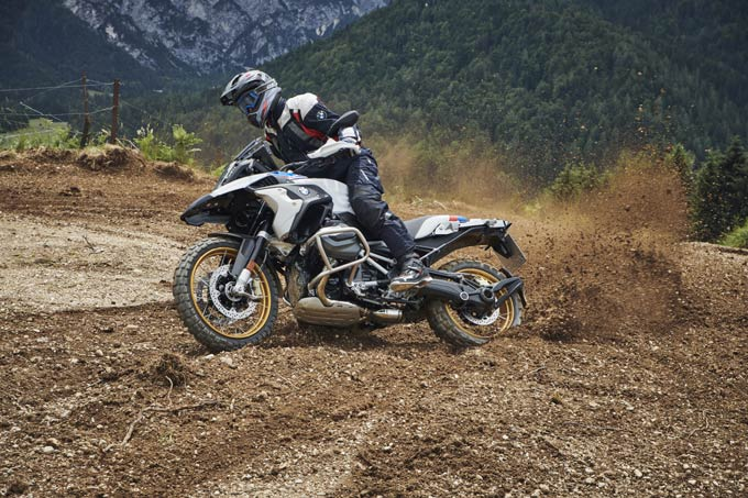 BMW R 1250 GS Photos