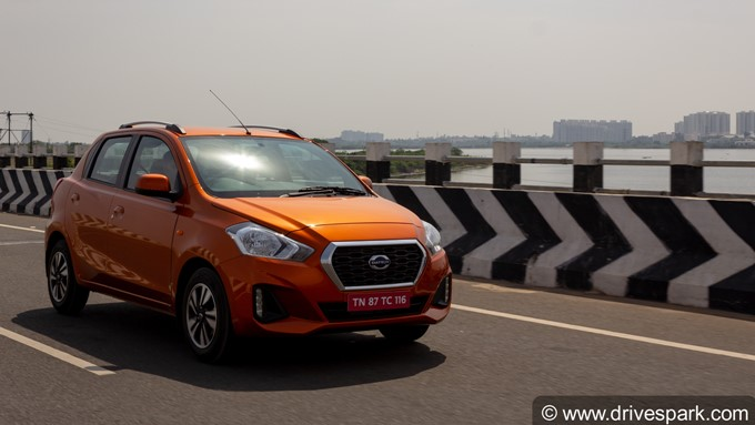 Datsun GO Photos