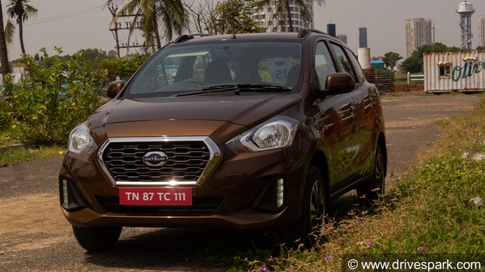 Datsun Go Plus Photos