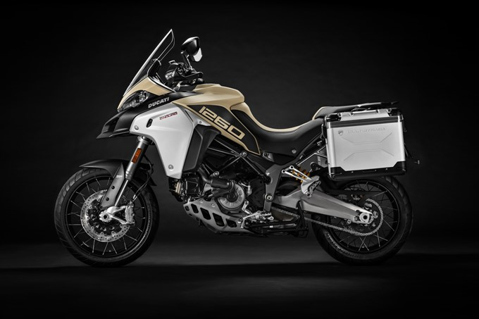 Ducati Multistrada Enduro Photos