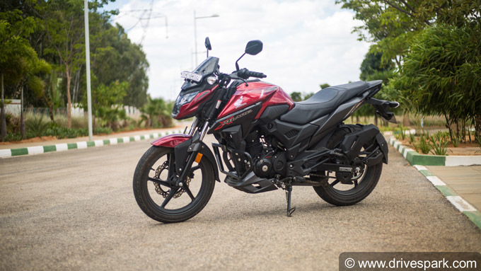 Honda X-Blade Photos