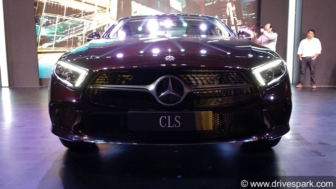 2018 Mercedes-Benz CLS Photos