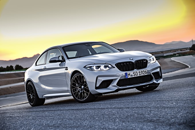 BMW M2 Competition Photos