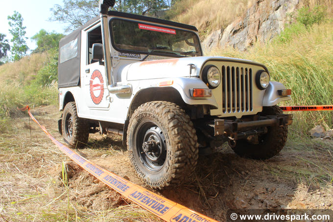 Mahindra Adventure Off-Road Training Academy- Mangalore Images