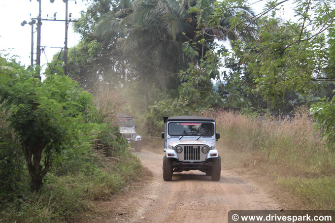 Mahindra Adventure Off-Road Training Academy- Mangalore Photos