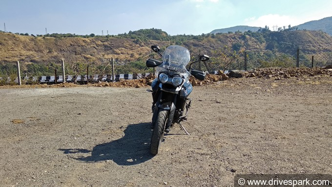 2018 Triumph Tiger 800 Photos