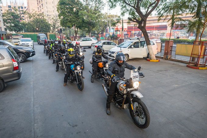 Royal Enfield Tour Of Rajasthan 2018 Images