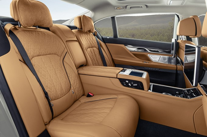 2019 Bmw 7 Series Images Hd 2019 Bmw 7 Series Interior