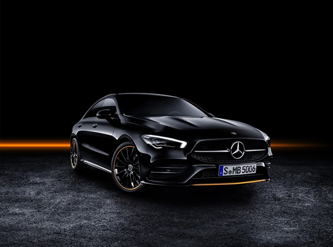 2019 Mercedes-Benz CLA Coupe Photos