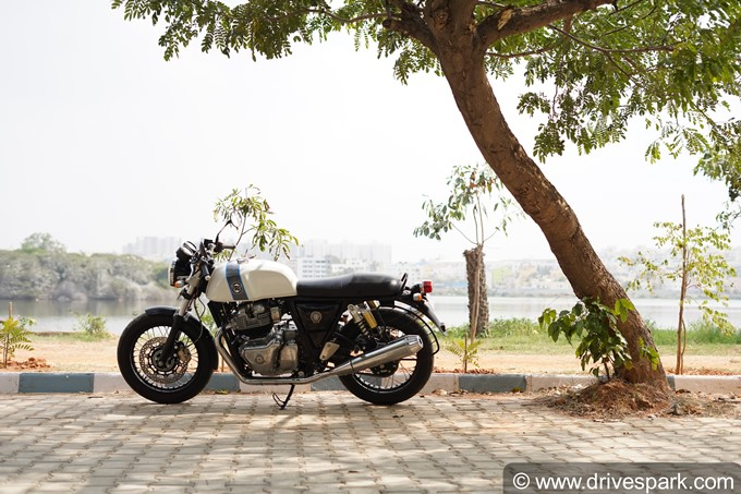 Royal Enfield Continental GT 650 Photos