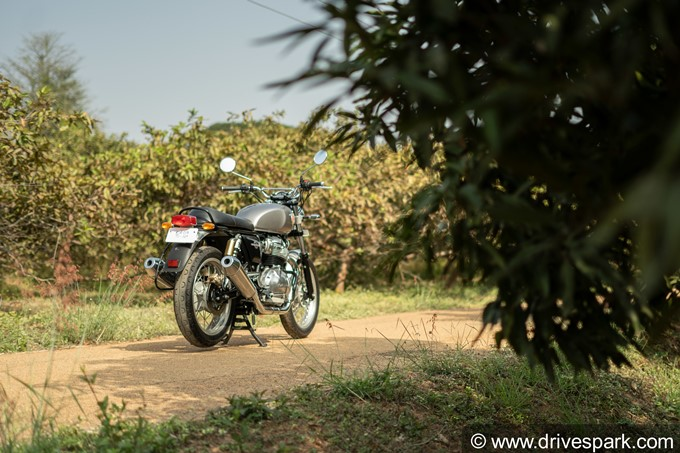 Royal Enfield Interceptor 650 Photos