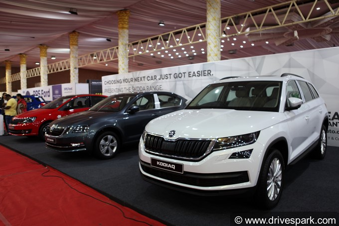 2019 Automobile Expo By TV9 Images