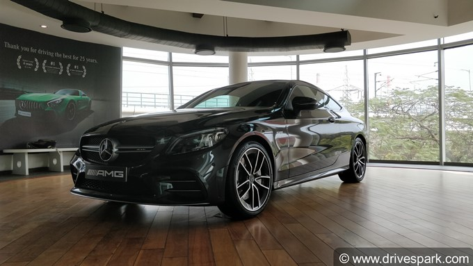Mercedes-AMG C43 Coupe Images