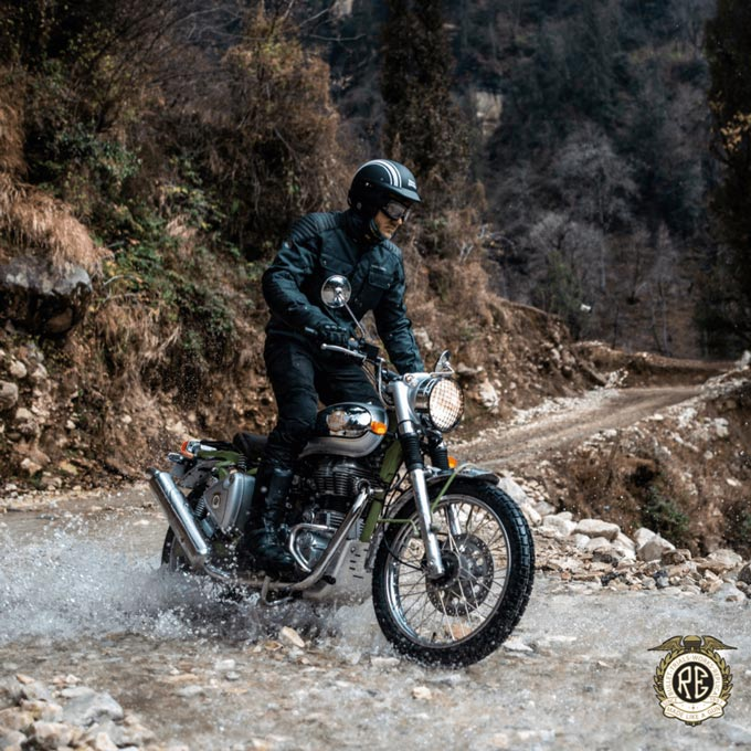 Royal Enfield Bullet Trials 500 Photos