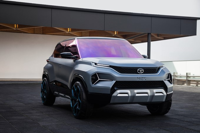 Tata H2X Concept Photos