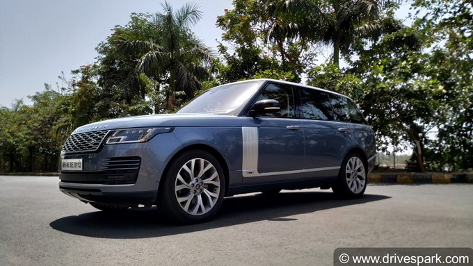 Range Rover Vogue SE LWB Photos