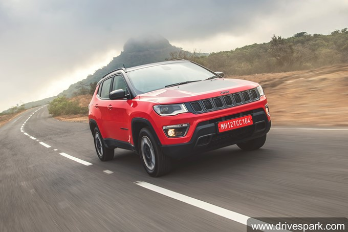 Jeep Compass Trailhawk Images