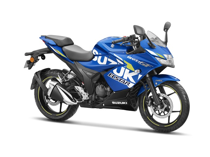 Suzuki Gixxer SF MotoGP Edition Photos