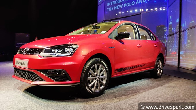 Volkswagen Vento Photos