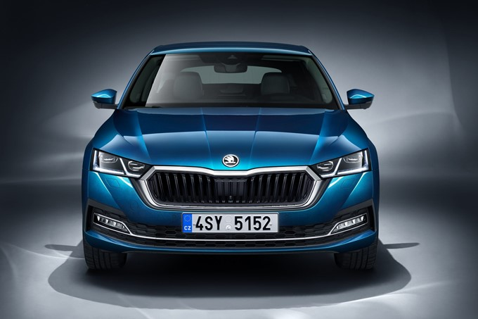 2020 Skoda Octavia Photos