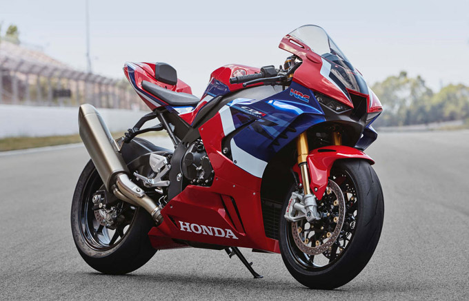2021 Honda CBR1000RR-R Fireblade SP Photos