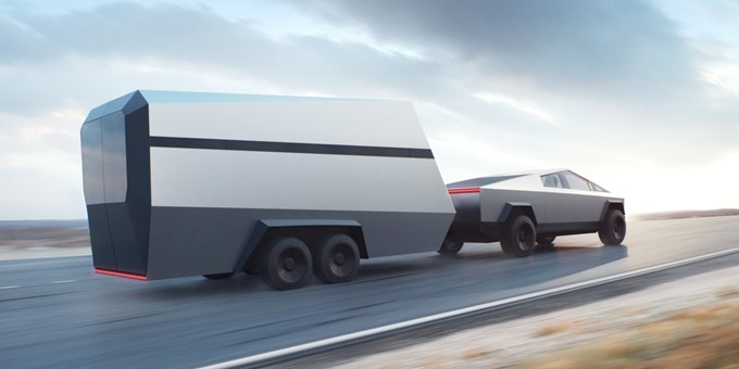 Tesla Cybertruck Photos