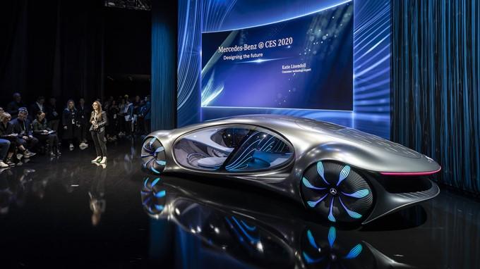 Mercedes-Benz VISION AVTR Images HD: Mercedes-Benz ...