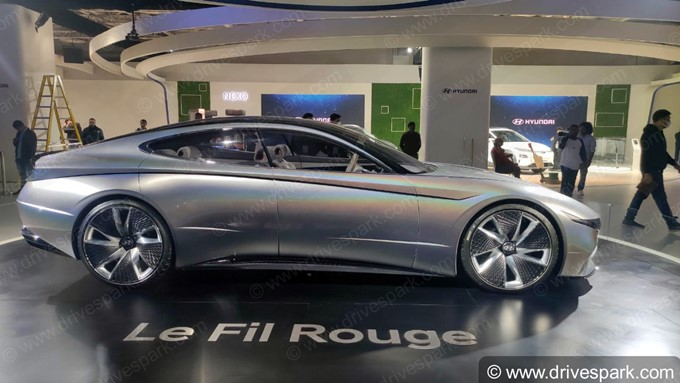 Hyundai Le Fil Rouge Photos