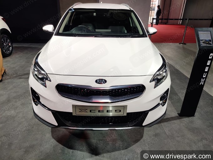 Kia Xceed Photos