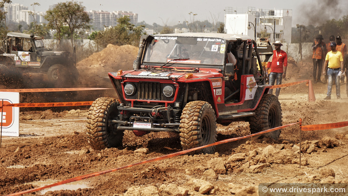 Mahindra Adventure Club Challenge 2020 Bangalore Photos