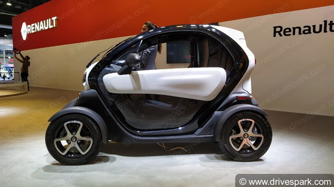 Renault Twizy Cargo Photos