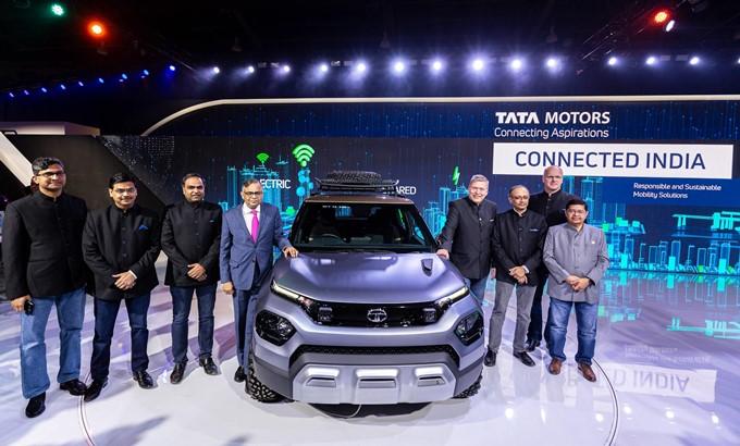 Tata HBX Images
