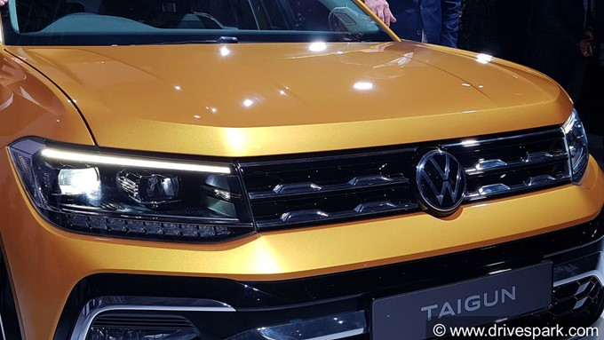 Volkswagen Taigun Photos