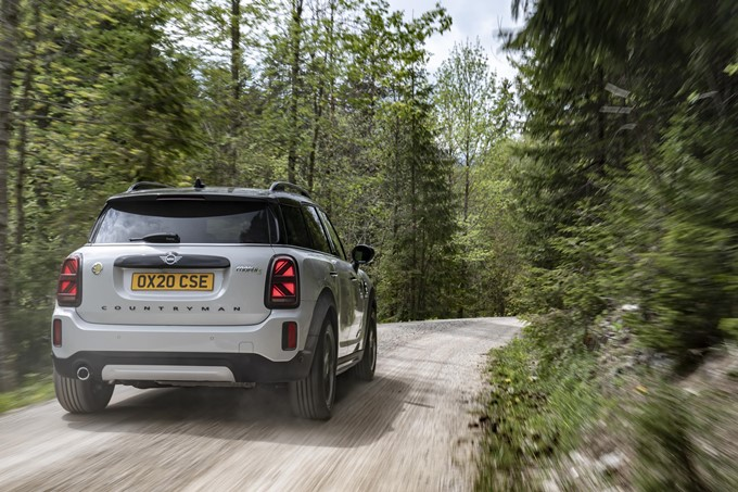 2021 Mini Countryman Photos