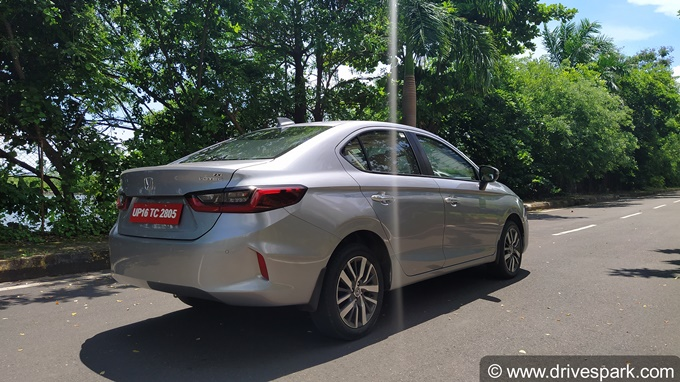 2020 Honda City Photos