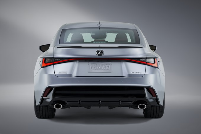 2021 Lexus IS Photos