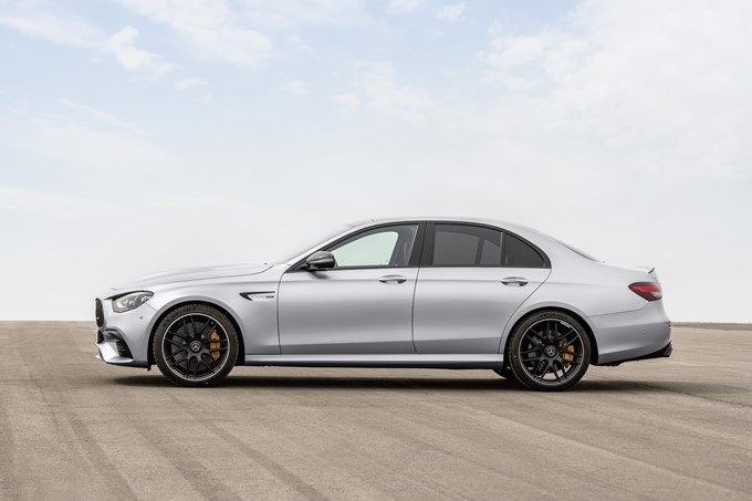 2021 Mercedes-AMG E63 Photos