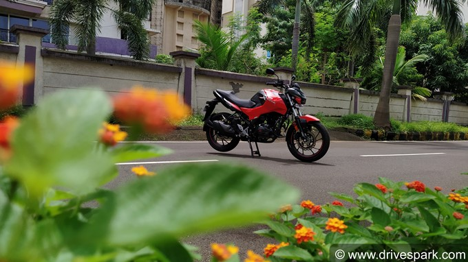 Hero Xtreme 160R Photos
