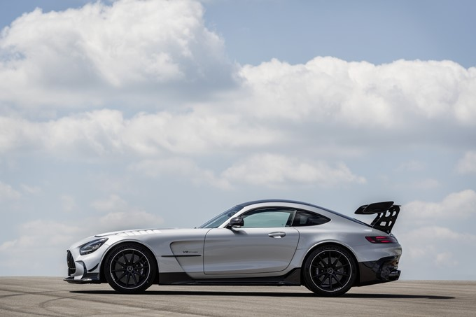 Mercedes-AMG GT Black Series Photos
