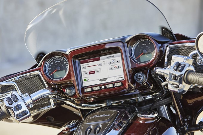 2021 Indian Roadmaster Limited Photos
