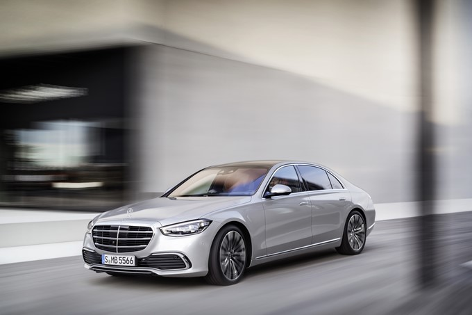 2021 Mercedes-Benz S-Class Photos